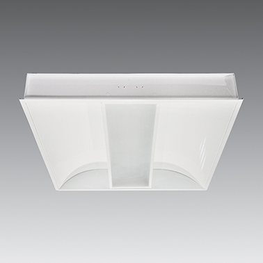 Recessed Fluor / LED Micro Linear Soft Reflector