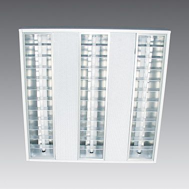Recessed Fluorescent DBL