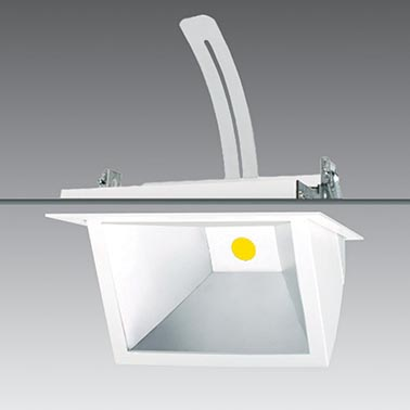 Down Light RECT Adjustable
