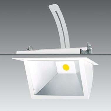 Down Light RECT Adjustable