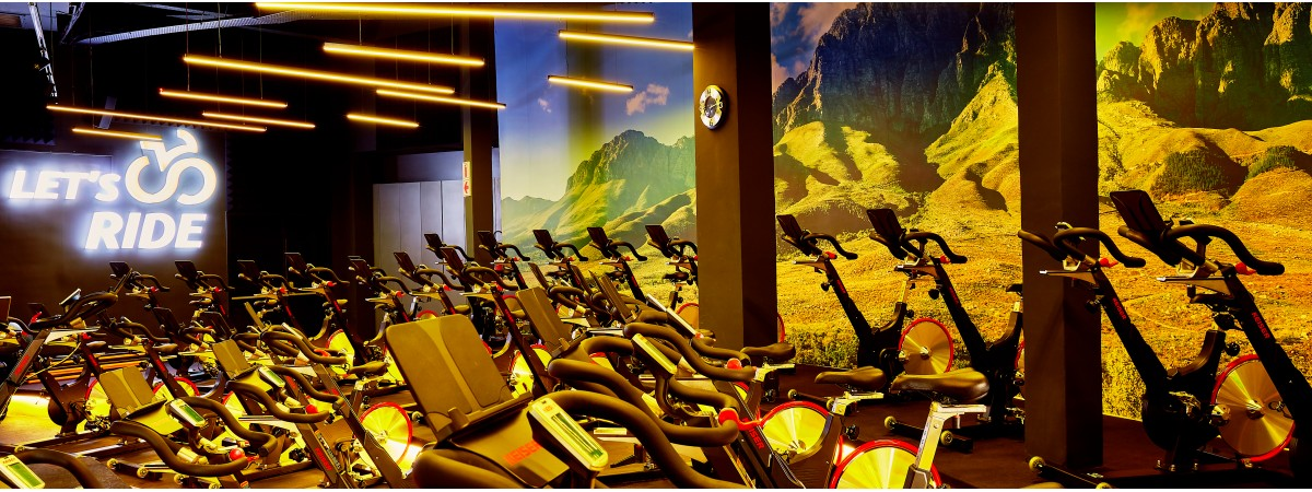 SingleTrack Spinning Studio